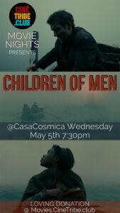 Children of Men Cine Tribe 1