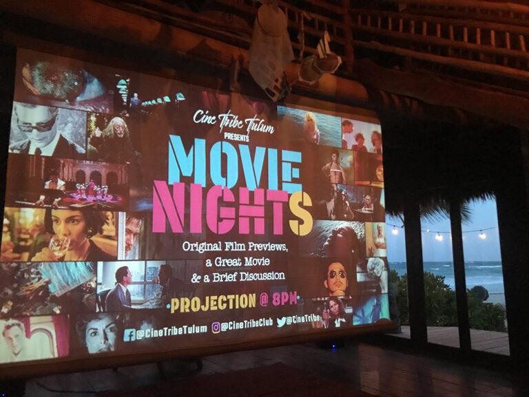 Cine Tribe Movie Nights Delek 2021