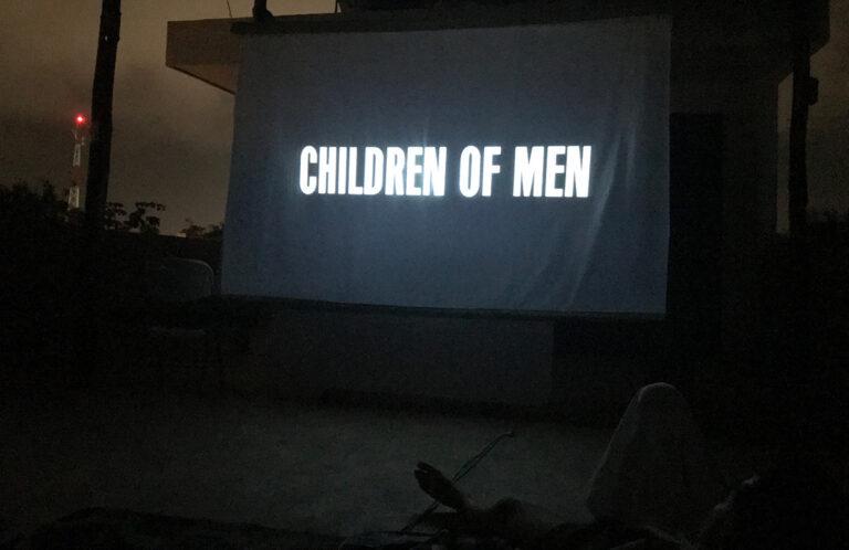 Cine Tribe Tulum CasaCosmica Children of Men 1