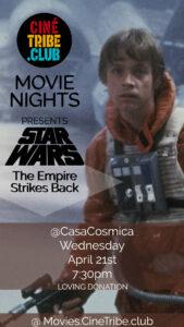 Cine Tribe CCosmica Empire Strikes_