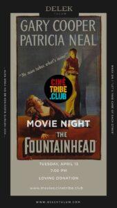 Cine Tribe Tulum Delek week 2