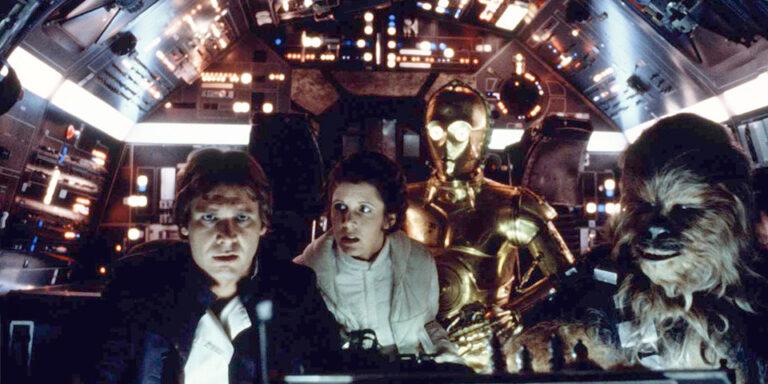 The Empire Strikes Back 1